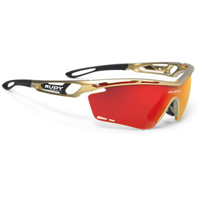 Rudy Project Tralyx Bike Glasses gold